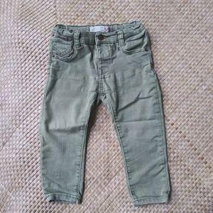 👾 ZARA Baby Skinny Jeans